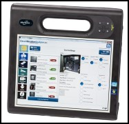 tablet pc with circuit breaker analyzer Windows 7 app